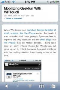 Geekfun Mobile Article