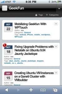 Geekfun Mobile